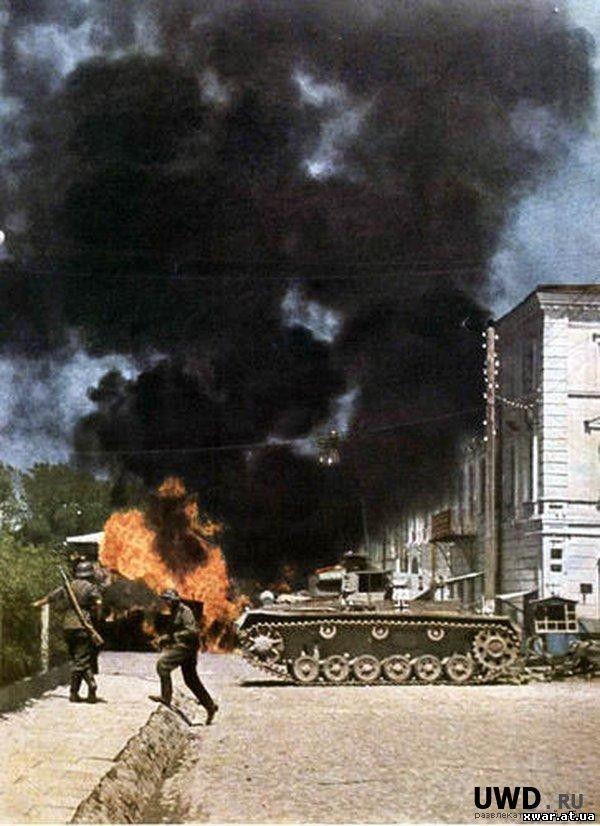 Большинство фотографий, которые вы здесь увидите, сделаны во время второй мировой войны на территории бывшего